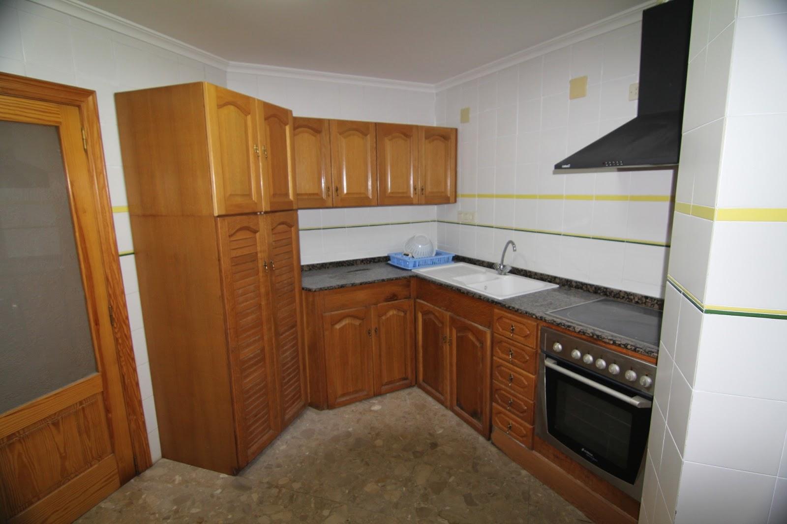 Cocinas low cost Valencia, cocinas económicas