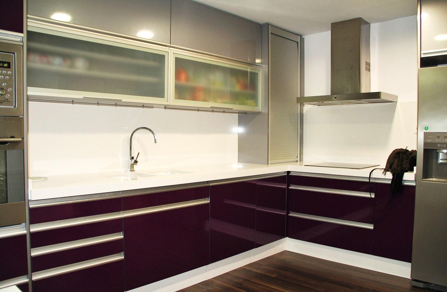 Dise o cocinas valencia y mobiliario para cocinas for Cocinas modernas valencia